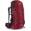 Lowe Alpine Cholatse ND 45 Backpack Women Rio Red/ Fig